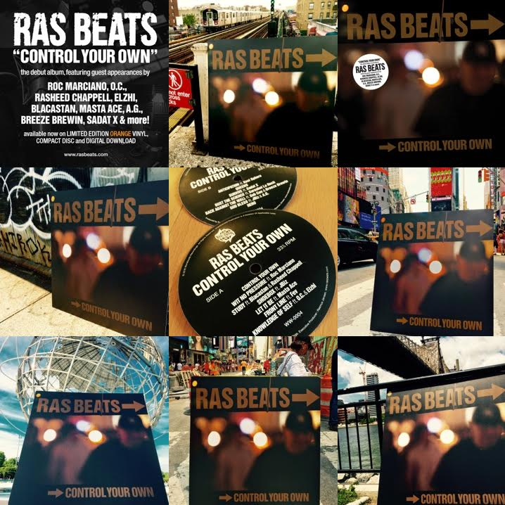 RAS BEATS - CONTROL YOUR OWN